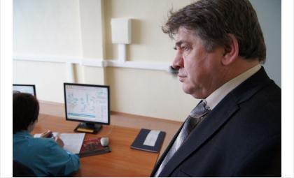 Глава Бердска Евгений Шестернин на заводе Сиббиофарм