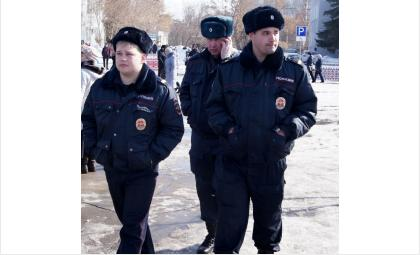 Охрану правопорядка в Бердске обеспечивают сотрудники отдела МВД