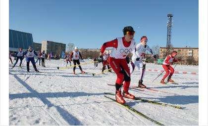 Главной интригой фестиваля была лыжная эстафета