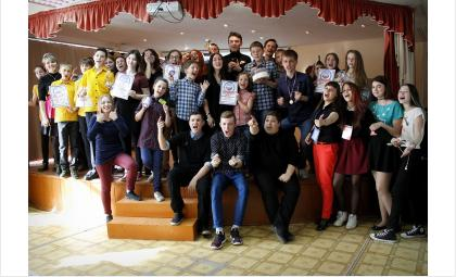 Сборная «Грехи молодости» победила в лиге КВН Бердска
