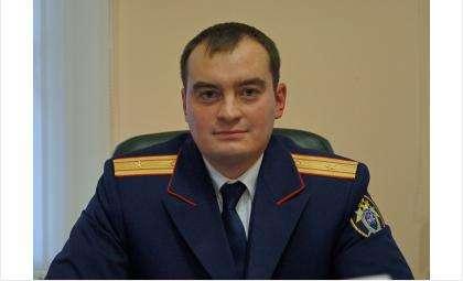 Сергей Анатольевич Копырин, руководитель отдела СК по городу Бердску