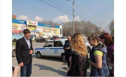 Общественники в Бердске предупредили водителей, что на дорогах появился мототранспорт