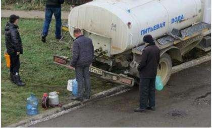 Подвоз воды в Бердске организует МУП «КБУ»