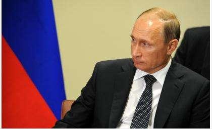 Президент РФ Владимир Путин. Фото kremlin.ru