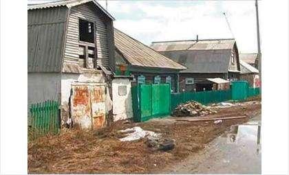 Окраина Искитима, район Бараба. Фото: «8 канал» Новосибирск