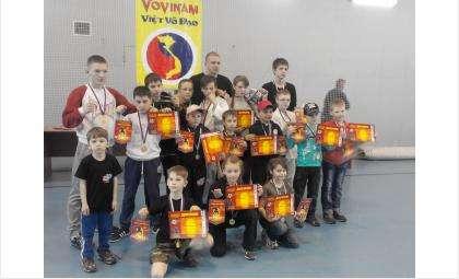 II Открытый турнир по Вовинам Вьет Во Дао прошел в г.Новосибирске