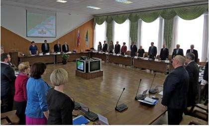 Депутаты горсовета Бердска