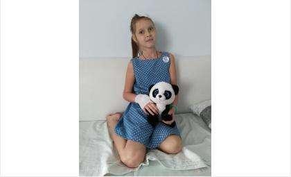 Умерла больная раком 8-летняя школьница Вика Сахоненко из Бердска