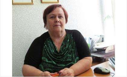 Председатель ТИК Бердска Галина Петровна Лаптева