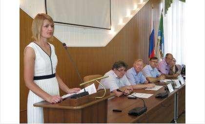 Начальник УФиНП Ирина Вагнер рассказала о сути предлагаемого решения и его последствиях для бюджета города