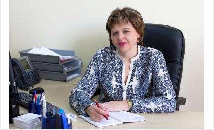 Светлана Анатольевна Исаева, замдиректора Кадастровой палаты по Новосибирской области
