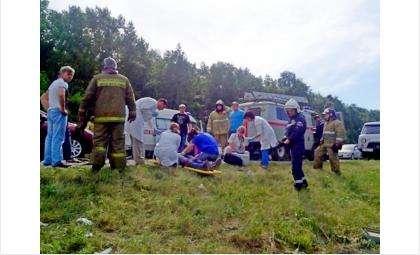 В МЧС открыта «горячая линия» 8 (383) 23-999-99  для родственников жертв ДТП под Искитимом