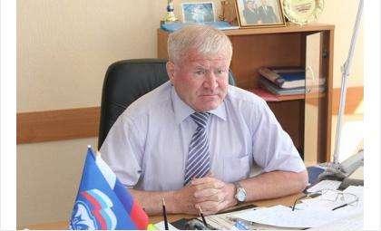 Виктор Функ, глава Куйбышевского района. Фото 8plus1.ru