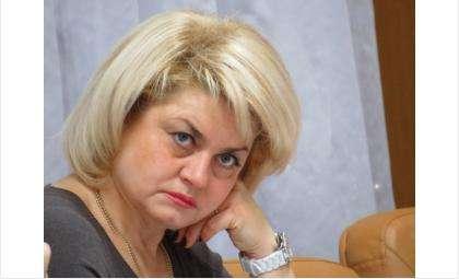 Елена Чуль, начальник УПФР в Бердске