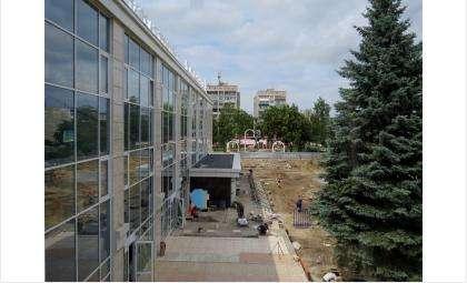 Завершается капитальный ремонт ДК «Родина» в Бердске
