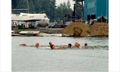 Пожарные и спасатели - участники акции «Вода – безопасная территория»