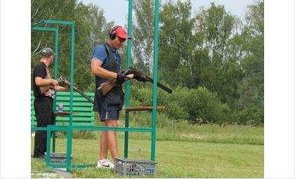 Соревнования по стендовой стрельбе