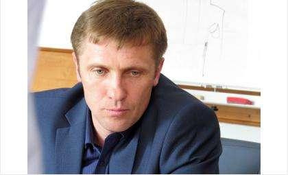 Директор бердского РЭС Игорь Михин