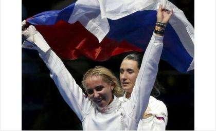 Татьяна ЛОГУНОВА и Любовь ШУТОВА. Фото REUTERS