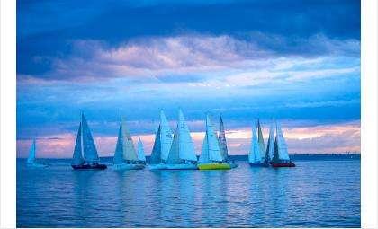 Яхтсмены понесут весть о том, что Бердск отмечает 300-летие