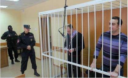 Приговор Илье Потапову и Владимиру Мухамедову был оглашен 3 апреля 2015 года