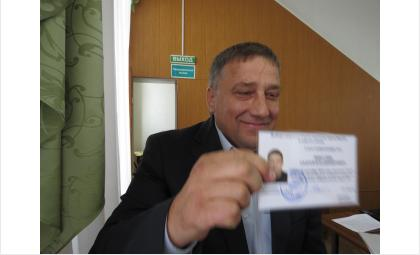 Депутат горсовета Бердска Андрей Никулин - искитимец. Ранее баллотировался на пост мэра Бердска. Работает в структуре администрации Бердска