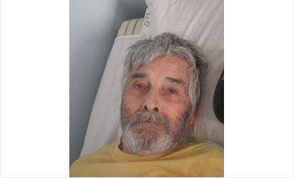 Неизвестный мужчина с татуировками попал в больницу. О себе ничего не сообщает