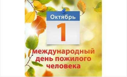 План мероприятий, посвященных декаде пожилых людей в Бердске