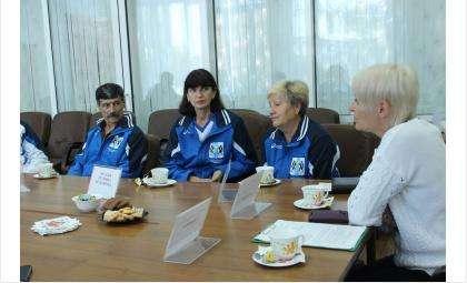 Команда пенсионеров Бердска вернулась с соревнований
