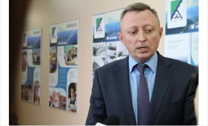 Сергей Александрович Нелюбов, министр образования Новосибирской области