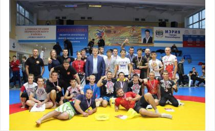 Бойцы СК «Авангард» из Бердска пополнили копилку наград в международном турнире
