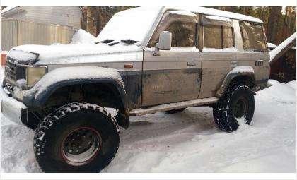 Автомобиль виновницы ДТП, в котором пострадали женщина и ребенок, был найден в Речкуновке