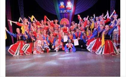 Народный коллектив ансамбля народного танца «Бердчаночка»