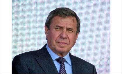 Владимир Филиппович Городецкий, губернатор Новосибирской области