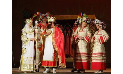 Актеры драмтеатра «На левом берегу» выступят в Бердске