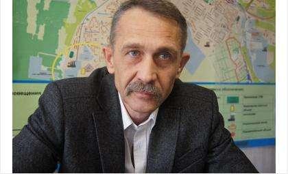 Пономарев Василий Васильевич, руководитель управления гражданской защиты Бердска