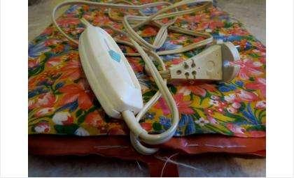Электрогрелка оборвала жизнь пенсионерки в Бердске