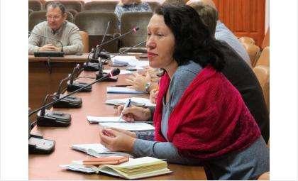 Руководитель общественной жилищной инспекции «ЖКХ Контроль» Анжелика Балетских