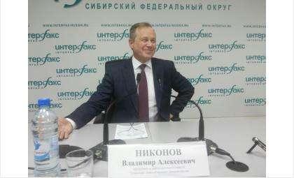 Владимир Алексеевич Никонов, новый директор Новосибирского Технопарка
