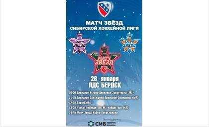 Лучшие хоккеисты-любители бросят огненные шайбы со скоростью 150 км/час в Бердске