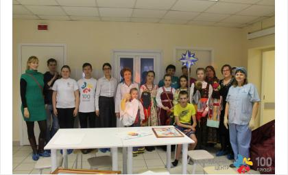 Волонтерское движение в Бердске.