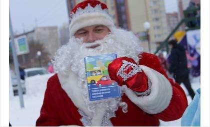 """Акция """"Безопасный Новый год"""" прошла в Бердске"""
