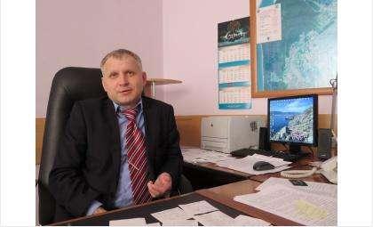 Первый вице-мэр Бердска Александр Михайлович Тужик, являющийся также инвестиционным уполномоченным в городе Бердске