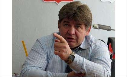 Евгений Анатольевич Шестернин, глава города Бердска