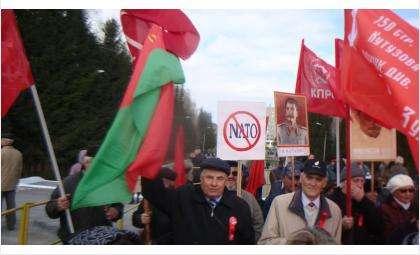 Отчётное партсобрание коммунистов