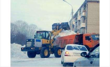 Водители снеговозов рискуют получить штраф