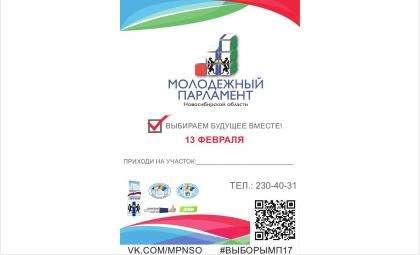 Выборы в Молодежный парламент состоятся 13 февраля 2017 года