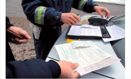ГИБДД в Бердске выявит должников по штрафам