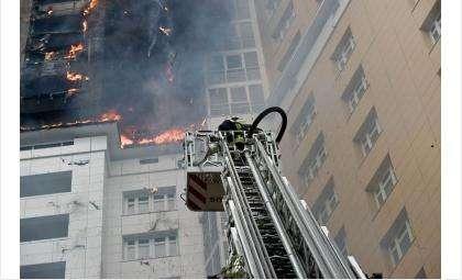 О пожарной безопасности в многоквартирных домах