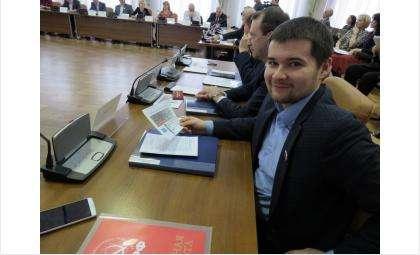 Депутат горсовета Бердска Михаил Винтер